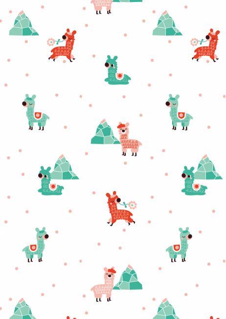 Alpacas wallpaper 4