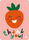 Thank you - strawberry