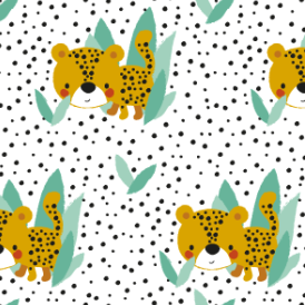Cheetah Dots