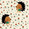 Dotty Poppy Hedgehog